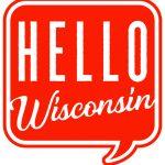 Hello Wisconsin Logo