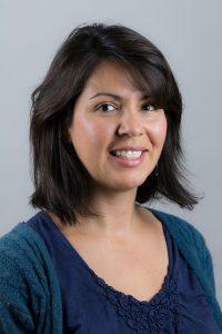 Portrait of Claudia Irene Calderón
